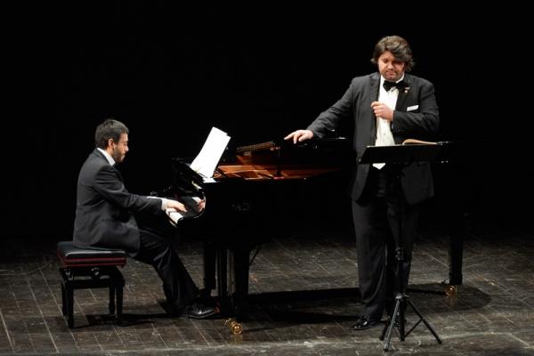 Marcello Nardis ed Enrico Maria Polimanti - 26 Febbraio 2014