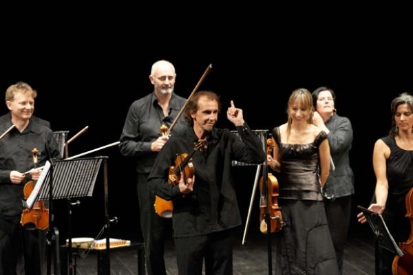Gilles Apap, Mario Brunello e l'Orchestra d'Archi Italiana - 23 Ottobre 2012