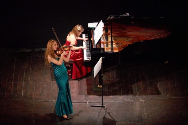 Francesca Dego e Francesca Leonardi - 23 Febbraio 2012