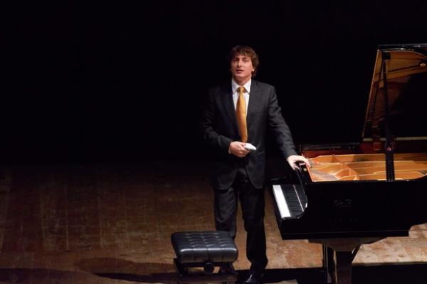 Francesco Libetta - 14 Dicembre 2011