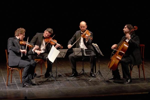 Quartetto di Cremona - 13 Aprile 2012