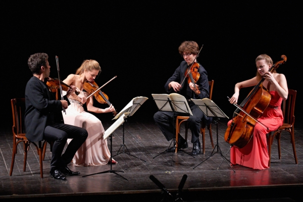 Kelemen Quartet - 19 Novembre 2014