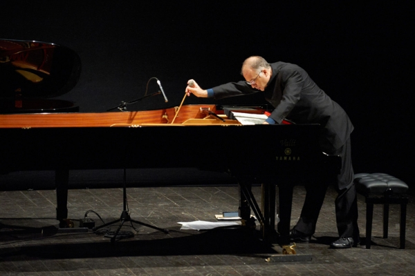 Emanuele Arciuli ed Andrea Rebaudengo - 21 Novembre 2013