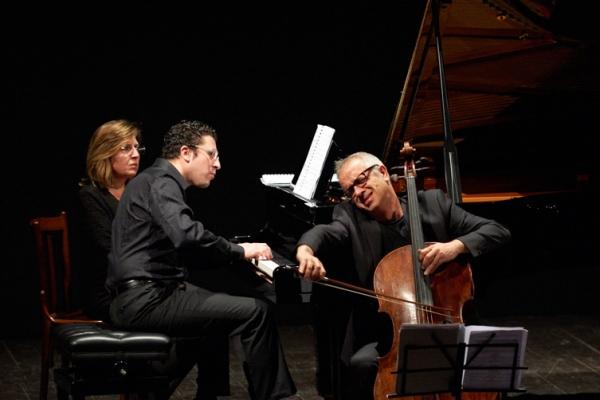 Giovanni Sollima e Giuseppe Andaloro - 13 Marzo 2014