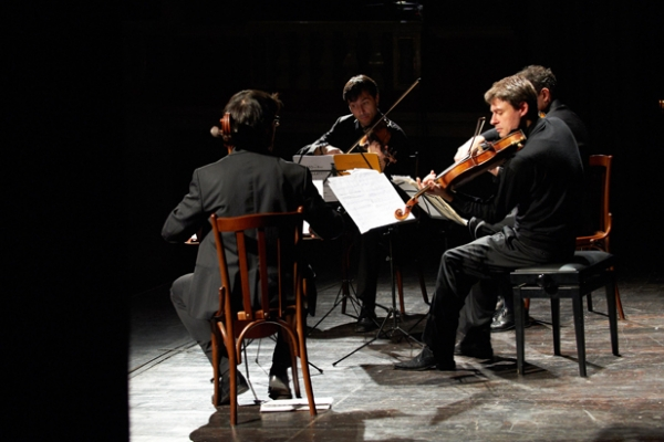 Quartetto Prometeo - 14 Dicembre 2012