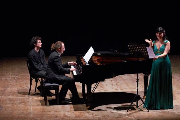 Francesca De Giorgi e Carlo Lodovico Cappelletti - 27 Marzo 2012