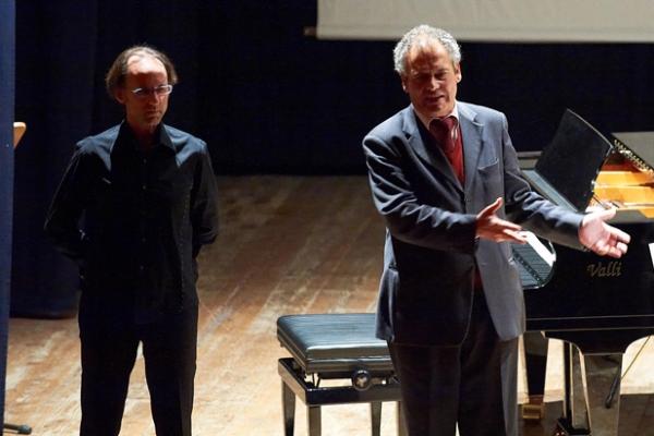Maurizio Gibellieri (direttore di Microcosmus) - 18 Novembre 2010
