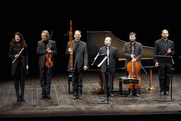 Giuliano Carmignola, Dorothee Oberlinger e l'Ensemble Zefiro - 21 Ottobre 2010